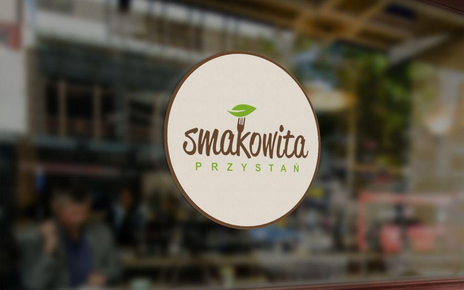 Projekt logo Smakowita Przystań